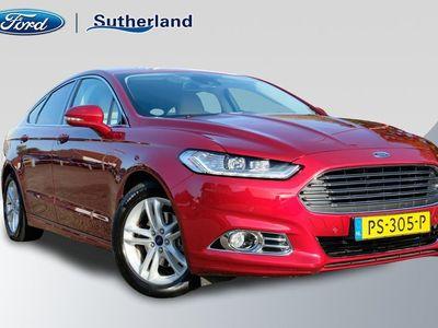 tweedehands Ford Mondeo 1.5 Ecoboost Titanium Automaat 160pk Full Leder | Elek Achteklep | Memory seats | Stoelverwarming | Dealer onderhouden