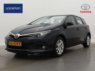 tweedehands Toyota Auris 1.2T Aspiration Multimedia | 100% Dealer onderhouden | Camera