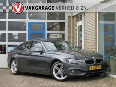 tweedehands BMW 420 4 Serie Gran Coupé i High Executive Navi|Automaat|Schuifkantel Dak|Clima|Sportstoelen