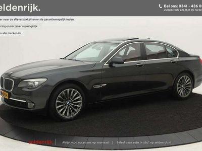 tweedehands BMW 760 7-SERIE i | Origineel NL | Head-up display | Soft-close | Schuifd