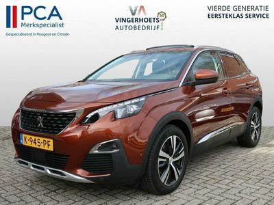 tweedehands Peugeot 3008 * Allure * Full Led * Glazen Open Schuifdak * Camera * Navigatie * Stoelverwarming * Vingerhoets; Vierde generatie, Eersteklas Service ! + 1.200 klantenreviews, 99% aanbeveling !