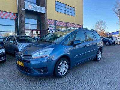 tweedehands Citroën Grand C4 Picasso 1.6 VTi Image 7persoons |Clima|