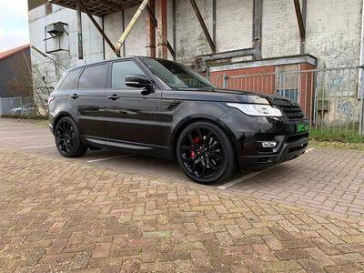 tweedehands Land Rover Range Rover Sport HSE Dyn 3.0SDV6 grijs kenteken