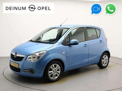 tweedehands Opel Agila 1.2 16V 94pk Automaat. Edition /airco