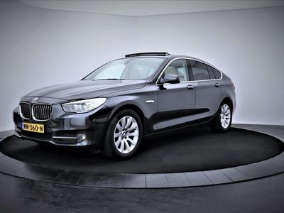tweedehands BMW 520 5-SERIE Gran Turismo dA High Executive XENON/PANO/LEER/NAVI/18INCH/LUCHTVERING