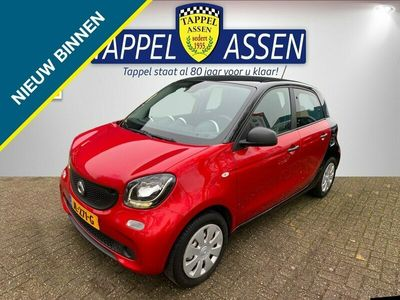 tweedehands Smart ForFour 1.0 Pure Airco/ Cruise/ Bleutooth