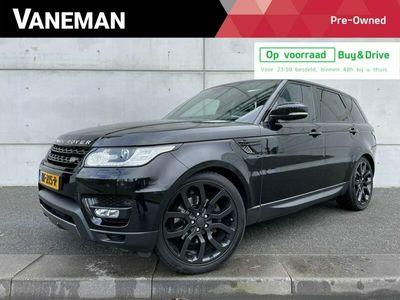 "tweedehands Land Rover Range Rover Sport 3.0 TDV6 HSE Dynamic | slechts 123.533 km! | Panoramadak | 22"" Velgen |"
