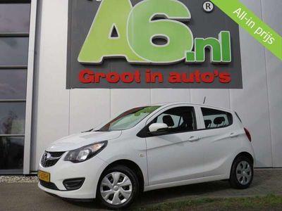 tweedehands Opel Karl - 1.0 ecoFLEX Edition Airco Bluetooth Cruise Έlectric Ramen