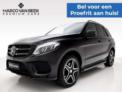 tweedehands Mercedes GLE350 d 4MATIC AMG Sport Edition Nw. Prijs € 134.948 Pano Memory Distronic Trekhaak
