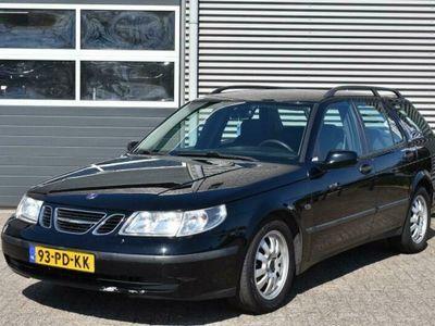 tweedehands Saab 9-5 ESTATE 2.3t AUT. I CLIMA I YOUNGTIMER