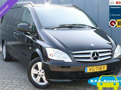 tweedehands Mercedes Vito Bestel 113 CDI 320 Lang NETTE BUS !!