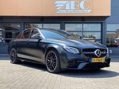 tweedehands Mercedes E63 AMG S 4Matic Premium Plus Edit. 1