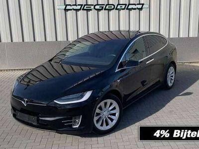 tweedehands Tesla Model X SR Enchanged Autopilot 4% tot 02-2025