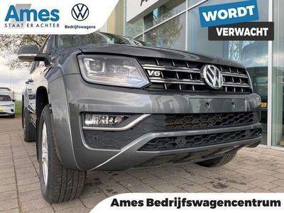 tweedehands VW Amarok 3.0 TDI 4Motion Dubbel cabine lange wielbasis High