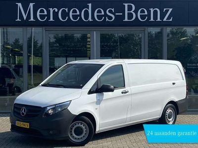 tweedehands Mercedes Vito 116 CDI 164PK L2 GB EUR6 | AUTOMAAT, AIRCO, CRUISE