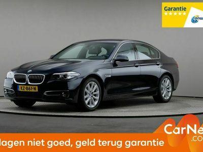 tweedehands BMW 520 5 Sedan iA Luxury Edition, Automaat, Leder, Nav