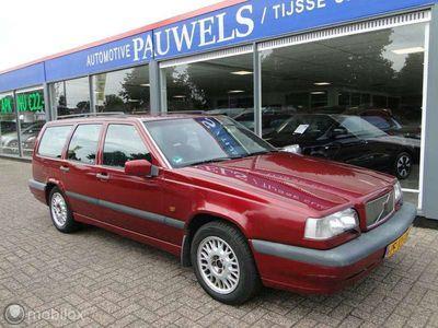 tweedehands Volvo 850 2.5 benzine, 1996, handgeschakeld, 241974 km