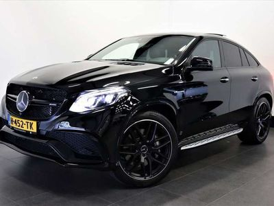 tweedehands Mercedes GLE63 AMG AMG 4MATIC 558 PK   PANO-DAK   HARMAN KARDON   22''  