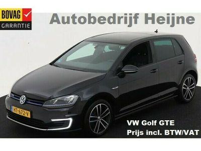 tweedehands VW Golf GTE 204PK DSG SPORT PANORAMA/NAVI/ECC