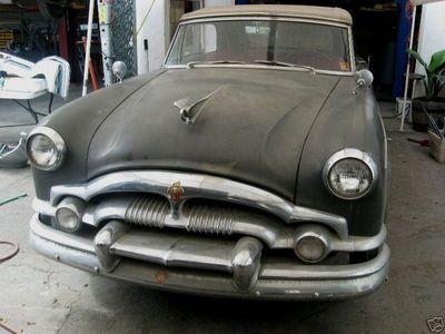 tweedehands Packard Mayfair -convertible