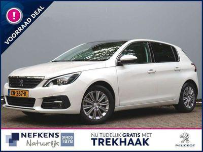 tweedehands Peugeot 308 1.2 130 pk Premium Panoramadak | Navigatie | Achte