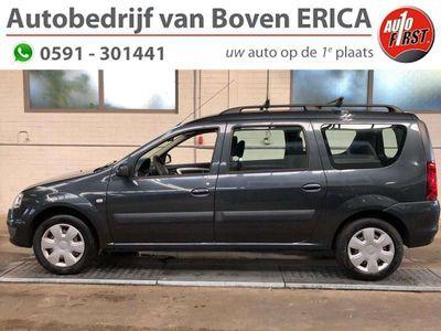 tweedehands Dacia Logan MCV 1.6-16V Lauréate Cruise trekhaak Airco