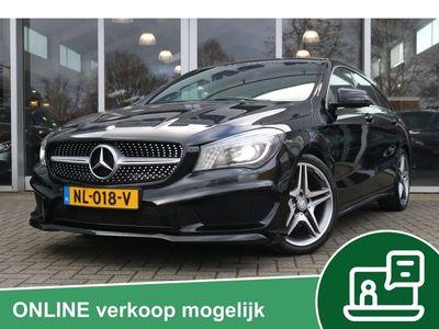 tweedehands Mercedes 200 CLA-KLASSE Shooting BrakeAmbition AMG line