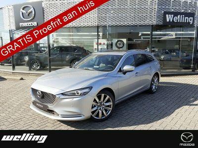 tweedehands Mazda 6 Sportbreak Skyactiv-G 165   Signature   Automaat   Lockdown Deals € 2.000,- voordeel! *  