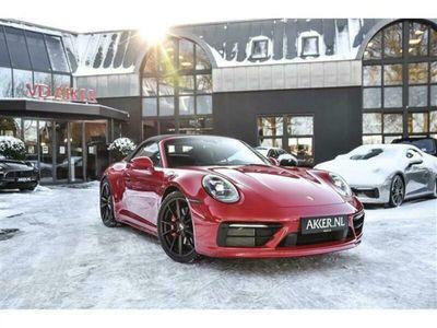 tweedehands Porsche 911 4S CABRIO SPORTDESIGN+4WSTURING+SPORTCHRONO