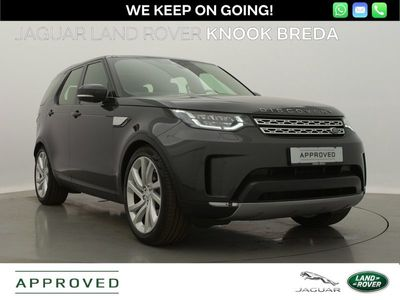 """tweedehands Land Rover Discovery SD4 HSE 7p. 