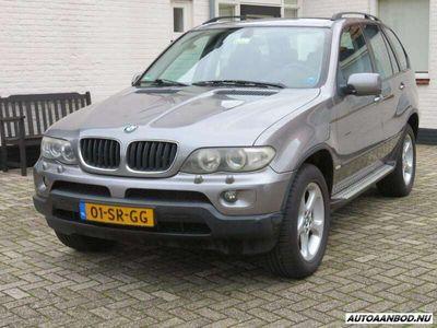"""tweedehands BMW X5 3.0d Lifestyle Edition Aut Leder/Xenon/Navi/18""""/En"""
