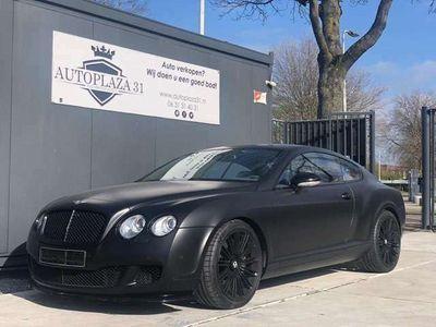 tweedehands Bentley Continental 6.0 BiTurbo W12