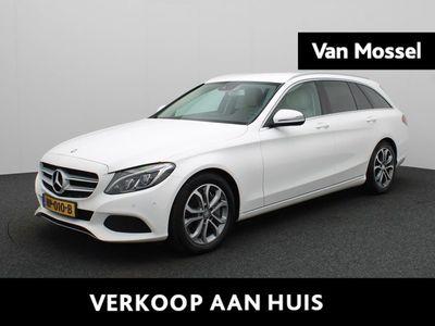 tweedehands Mercedes E350 C-KLASSE Estate (Excl. BTW)Aut. Lease Edition (Navi/Camera/Ecc)