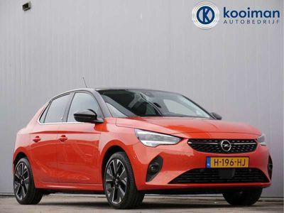 tweedehands Opel Corsa -e e-Launch Edition 136PK VAN € 36.785 VOOR € 31.3