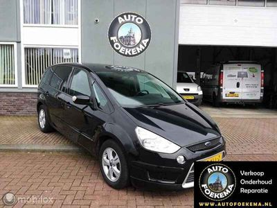 tweedehands Ford S-MAX 2.0 Titanium 7persoons. Airco/clima, lmv, mooie nette auto