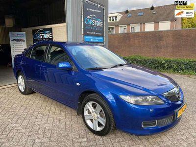 tweedehands Mazda 6 Sport 2.0i Touring SVT 147PK/NAVI/TREKHAAK/NAP