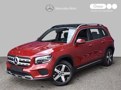 tweedehands Mercedes GLB200 Business Solution Plus Luxury   Panoramadak   Memory Stoelen   Achteruitrijcamera   Trekhaak   Stoelverwarming