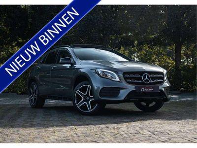 tweedehands Mercedes GLA200 Premium Plus | Panorama | Camera | Stoelverw. - In