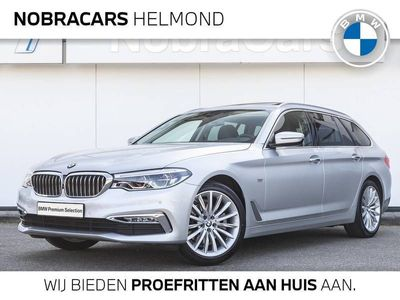 tweedehands BMW 520 5 Serie Touring d High Executive Luxury Line Automaat