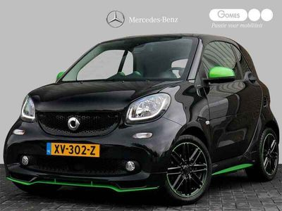 tweedehands Smart ForTwo Electric Drive prime| Brabus | Multimedia