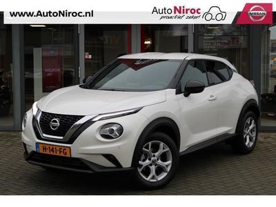 tweedehands Nissan Juke DIG-T 117 N-Connecta * PARK & RIDE PACK * DEMOVOOR