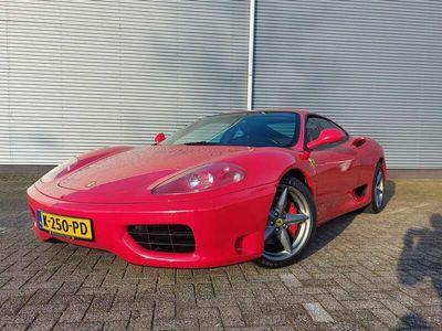tweedehands Ferrari 360 3.6 V8 Modena Automaat, zeer mooie en unieke auto