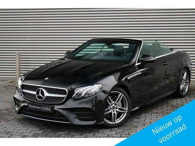 tweedehands Mercedes 200 E-Klasse Cabriolet| Widescreen | AMG | Burmester Sound |..