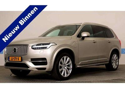 tweedehands Volvo XC90 €36500 incl.BTW 2.0 T8 AWD 299kW/407pk Aut8 Twin E