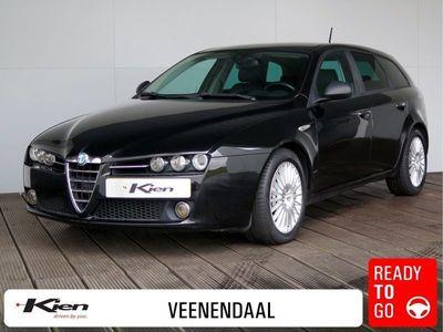tweedehands Alfa Romeo 159 Sportwagon 1.9 JTD Q-Tronic Elegante   Automaat   Climate control   Cruise control