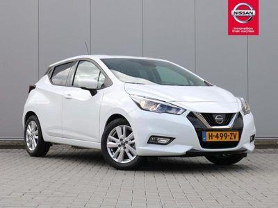 tweedehands Nissan Micra 1.0 IG-T N-Connecta | Private lease vanaf EUR. 300,-