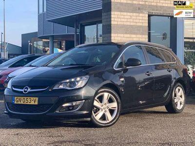 tweedehands Opel Astra Sports Tourer 1.6 CDTi Sport + FULL-MAP NAVI ECC L
