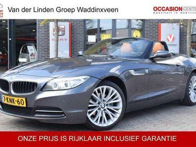 """tweedehands BMW Z4 Roadster sDrive18i High Exe Navi/Leder/Pdc 2x/Xenon """"RIJKLAARPRIJS"""""""