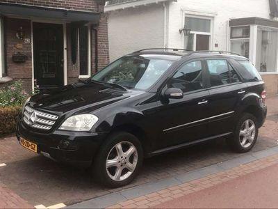 tweedehands Mercedes ML320 320 CDI / Trekhaak / Sportpakket / Navigatie