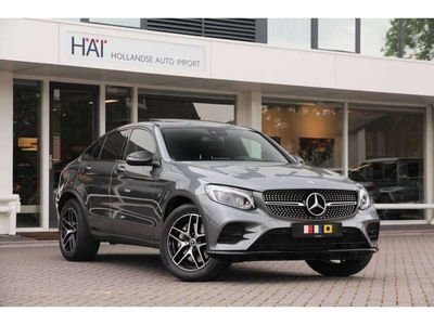 tweedehands Mercedes 250 GLC Coupe 4Matic AMG